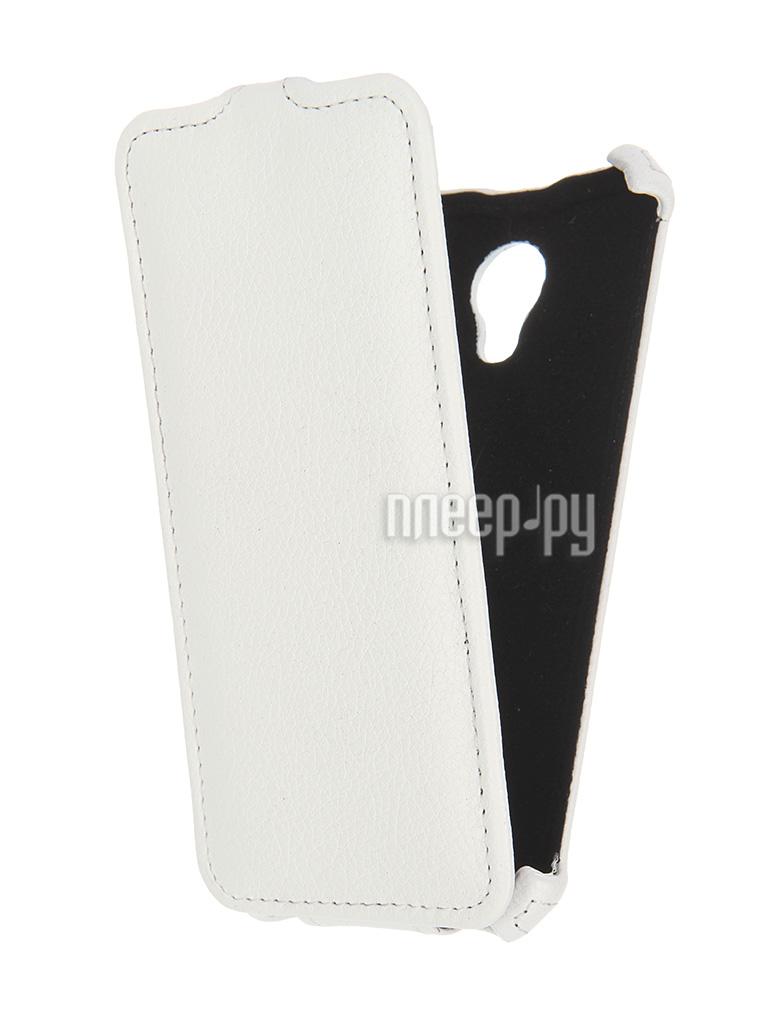 Аксессуар Чехол Meizu M2 Mini Gecko White GG-F-MEIM2MINI-WH