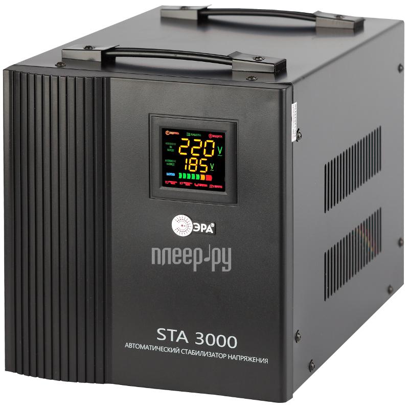 Стабилизатор Эра STA-3000 3000WA C0036573 купить