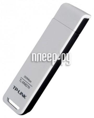 Wi-Fi адаптер TP-LINK TL-WN821N  Pleer.ru  372.000