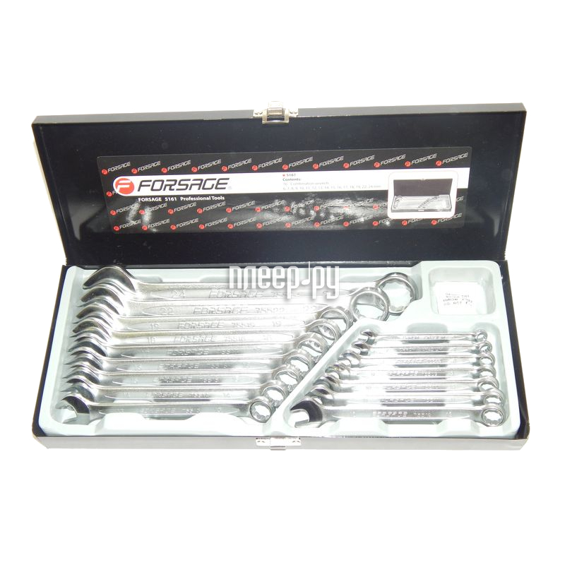 Набор инструмента Forsage 5161