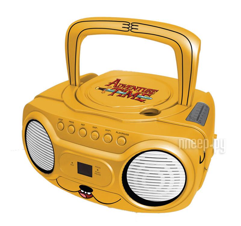 Радиоприемник Jazwares Adventure Time Jake 14545