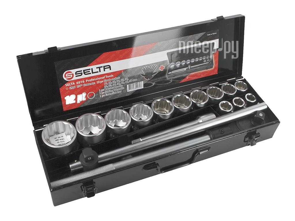 Набор инструмента SELTA 6916