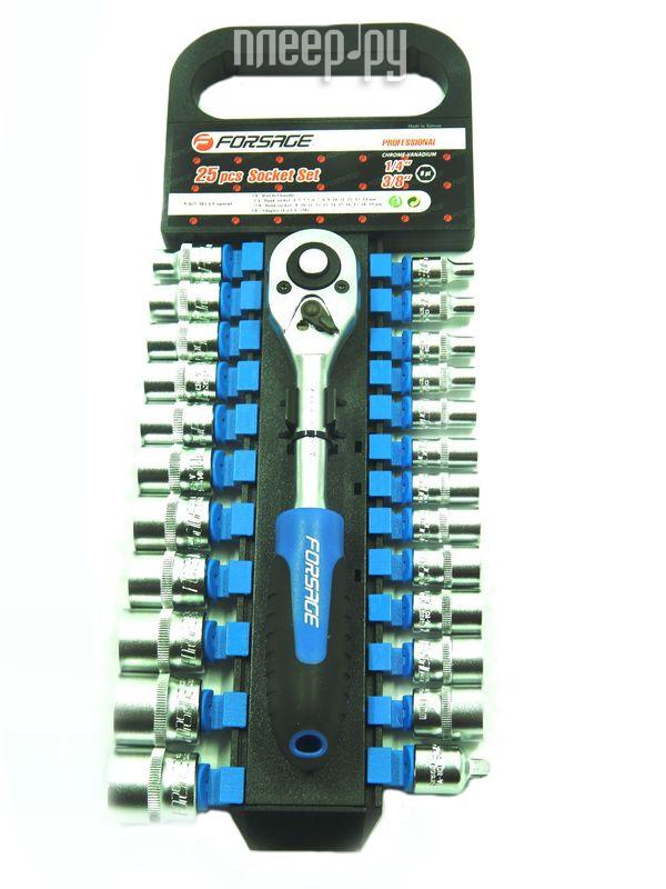 Набор инструмента Forsage 025-9 MSA