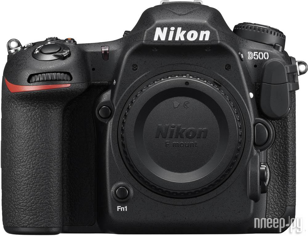 Фотоаппарат Nikon D500 Body за 135963 рублей
