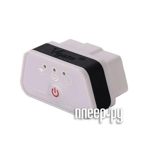 Автосканер vGate iCar2 OBD 2 PRO White