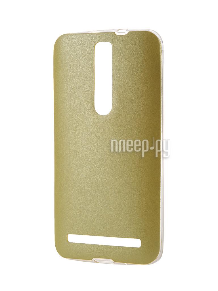 Аксессуар Чехол ASUS ZenFone 2 ZE550ML 5.5 Activ HiCase Yellow 52360