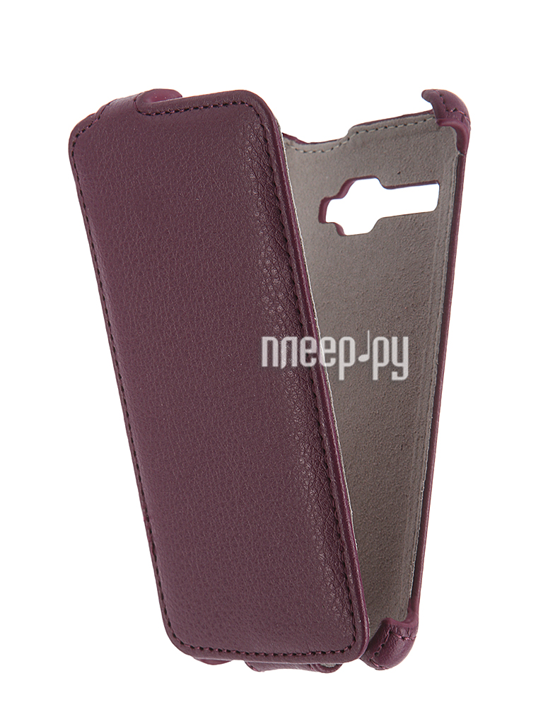 Аксессуар Чехол Fly FS401 Stratus 1 Activ Flip Case Leather