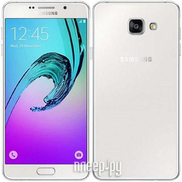 Сотовый телефон Samsung SM-A510F / DS Galaxy A5 (2016) White