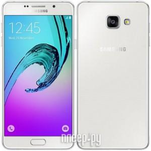 Купить Сотовый телефон Samsung SM-A510F/DS Galaxy A5 (2016) White