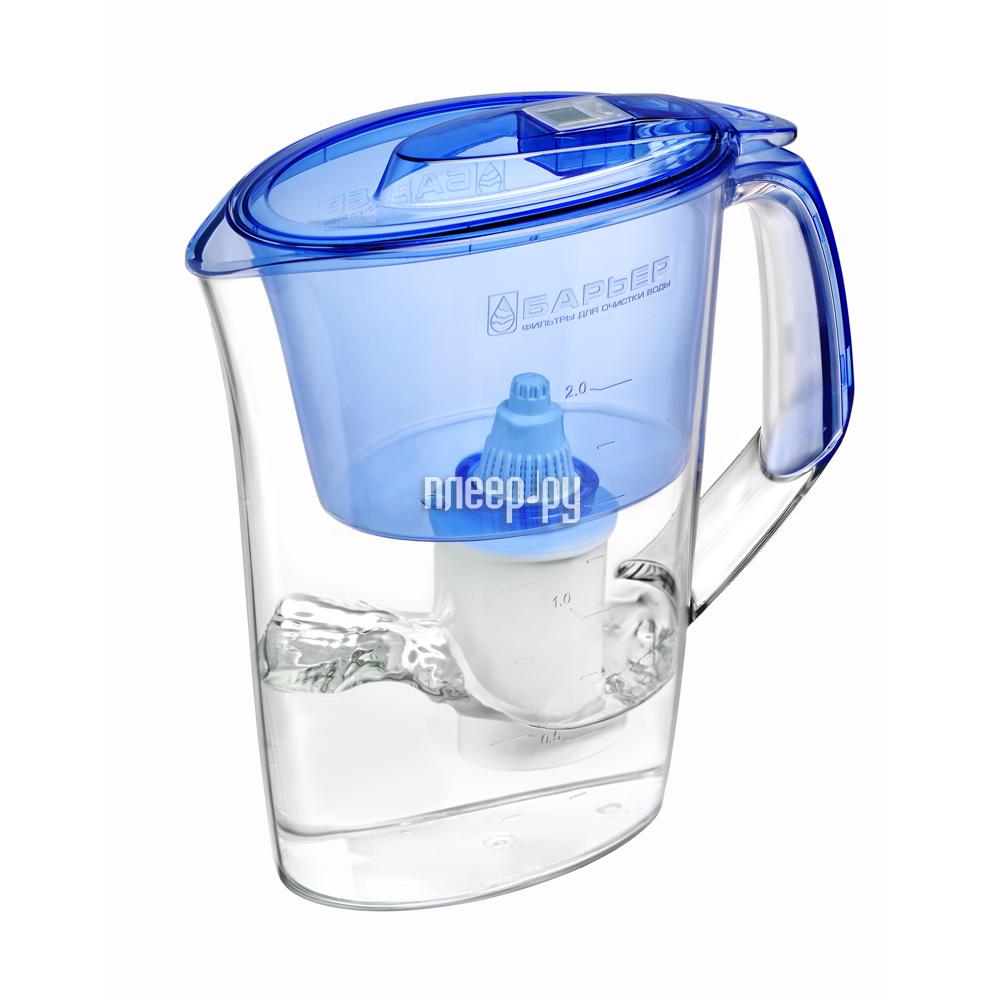 Фильтр для воды Барьер Премия Blue