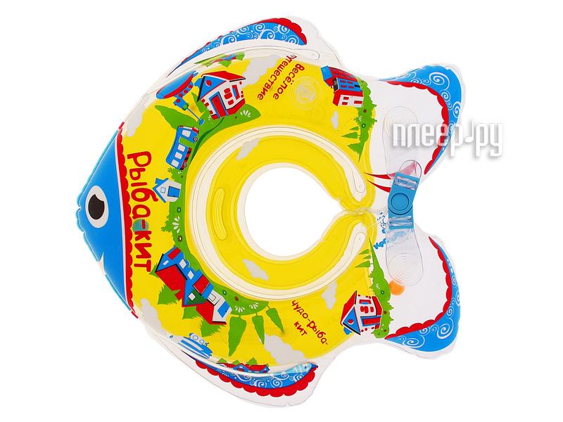Надувной круг Крошка Я Рыба-кит 1005260