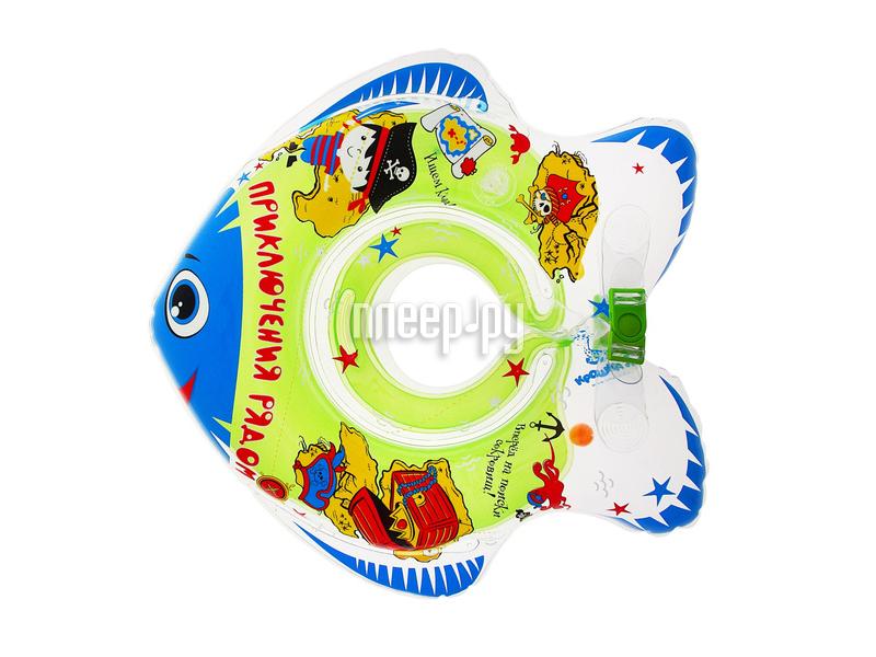 Надувной круг Крошка Я Приключения рядом 1005257