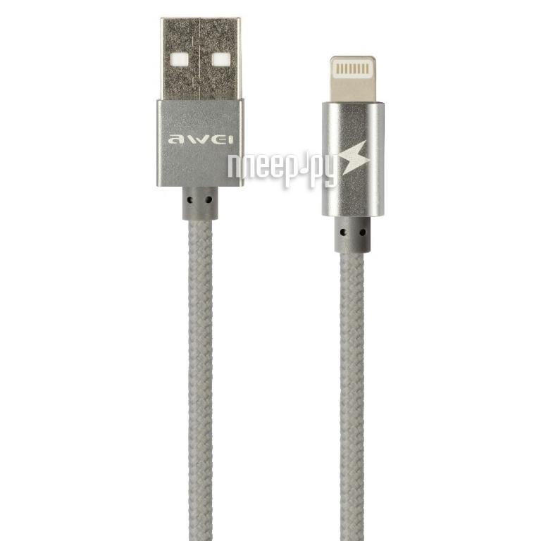Аксессуар Awei USB A - APPLE