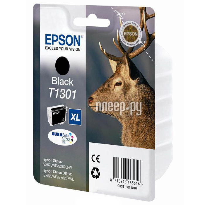 Картридж Epson T1301 C13T13014010
