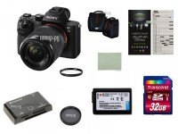 Фотоаппарат Sony Alpha ILCE-7M2 II Kit 28-70 mm F/3.5-5.6 OSS Black Выгодный набор!!!