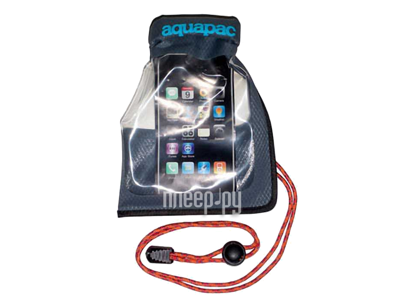 Аквабокс Aquapac Small Stormproof Phone Case Grey 045