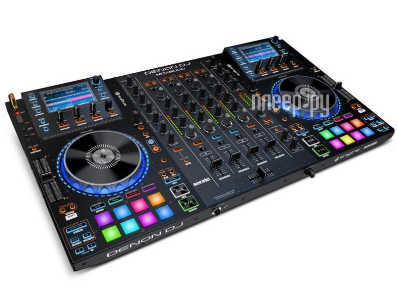 Dj контроллер Denon DJ MCX8000