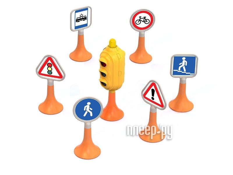 Игрушка Нордпласт Дорожные знаки №1 885