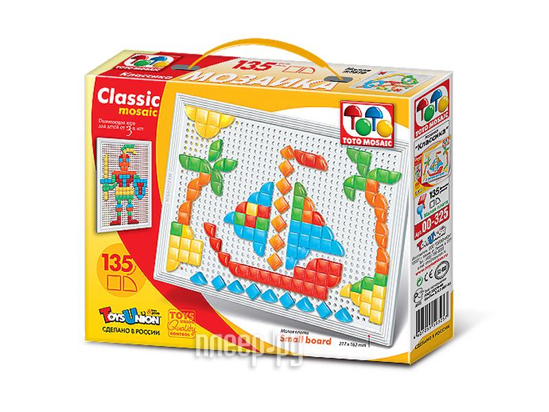 Набор Toto Mosaic Кораблик 135шт 00-325