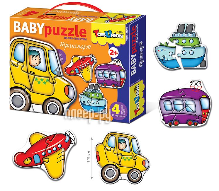 Игрушка ToysUnion Транспорт 00-601