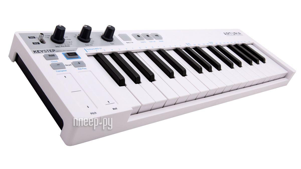 MIDI-клавиатура Arturia KeyStep