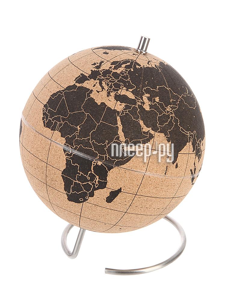 Гаджет Suck UK Малый пробковый глобус для путешественников SK CORKGLOBE2
