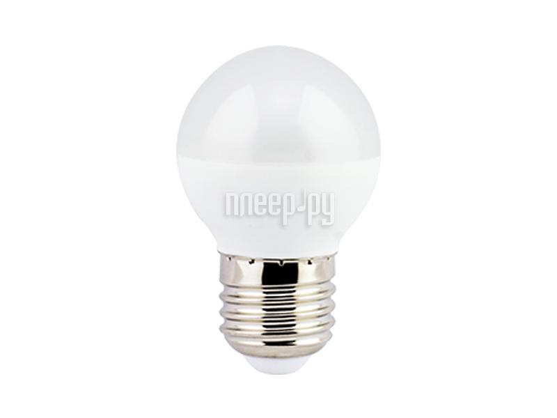 Лампочка Ecola Globe LED Premium G45 E27 8W 220V 4000K K7QV80ELC