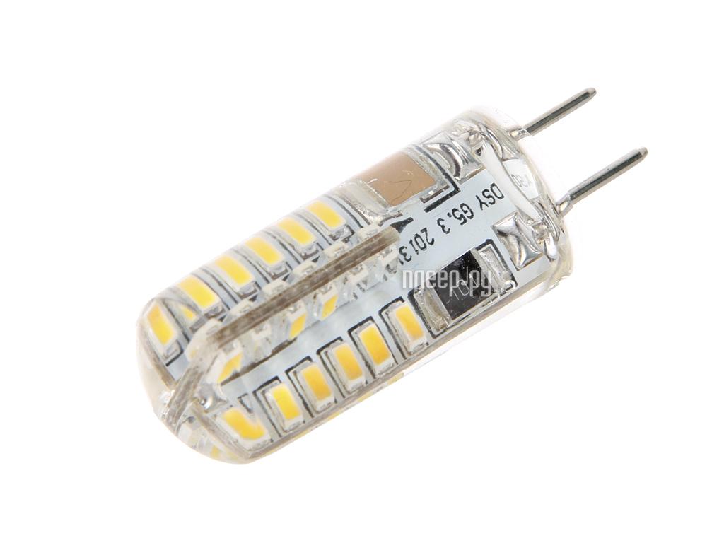 Лампочка LUNA LED MR16 3W 3000K GU5.3 220V 60277