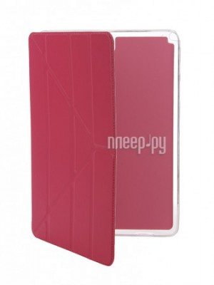 Купить Аксессуар Чехол Samsung Tab A 9.7 SM-T550/T555 Gecko Slim Crimson PAL-F-SGTABA9.7-CRIMSON