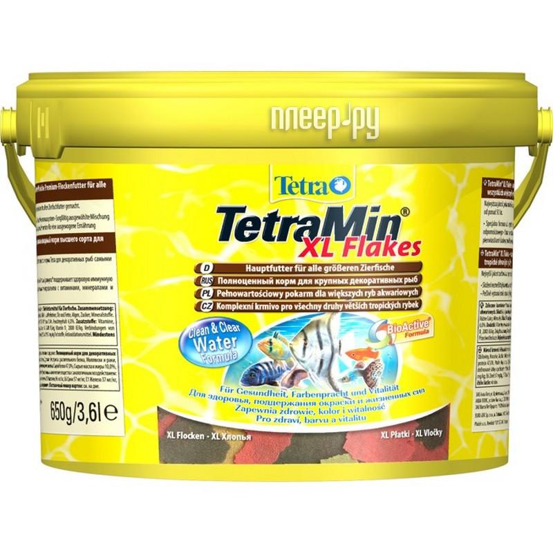 Tetra TetraMin 3.6l для декоративных аквариумных рыб Tet-193789