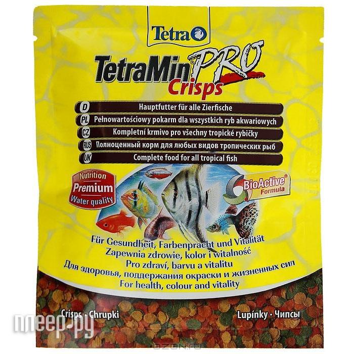 Tetra TetraMin Crisps 12g для донных рыб Tet-149304