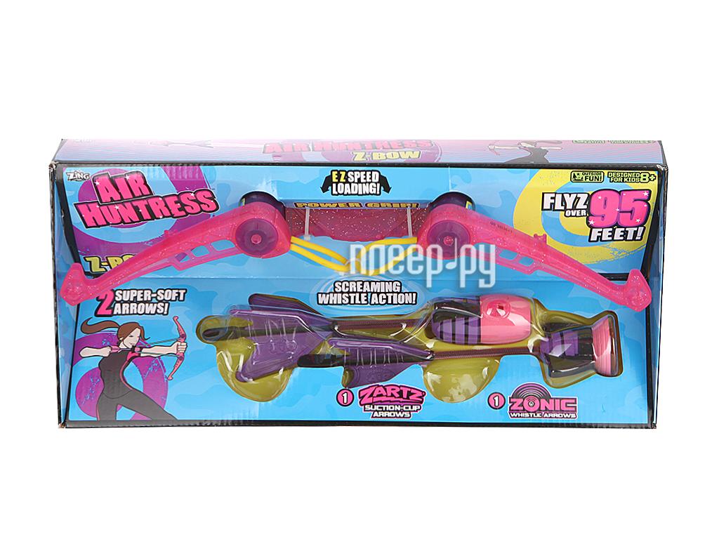 Бластер Zing ir Huntress Z-Curve Bow AH275 Pink
