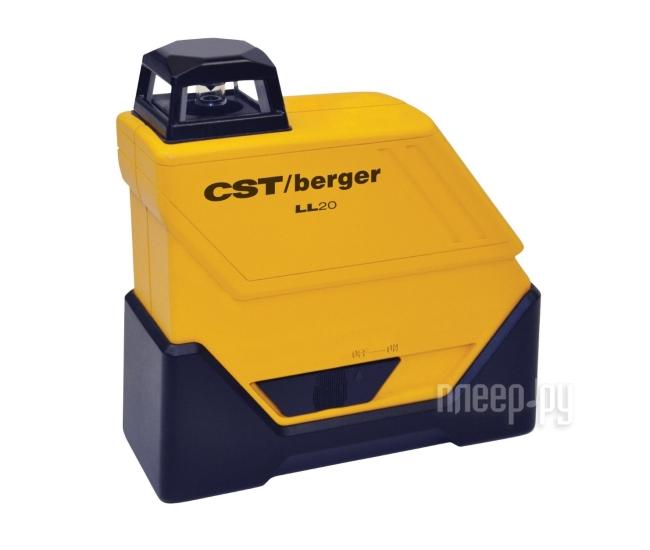 Нивелир CST / berger LL 20 SET F0340630N8