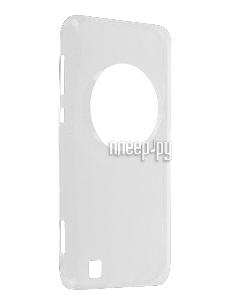 Аксессуар Чехол ASUS Zenfone Zoom ZX550 / ZX551ML DF aCase-08