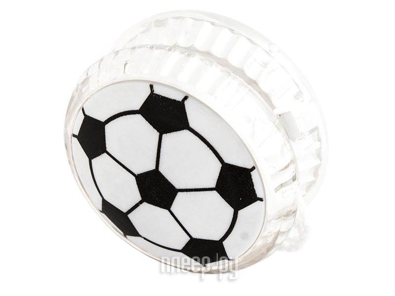 Йо-Йо Эврика Волчок на шнуре Футбол N1 97040