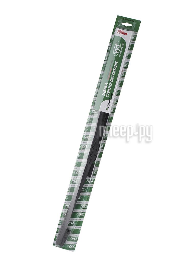 Щетки стеклоочистителя VK TECHNOLOGY Green Line VT 05628 700mm