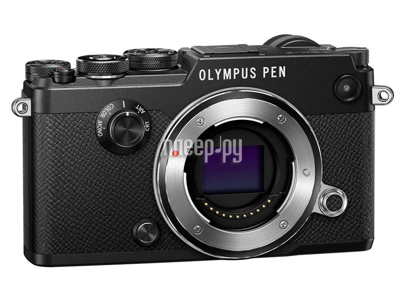 Фотоаппарат Olympus PEN-F Body Black