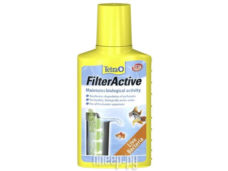 Tetra FilterActive 247031 - кондиционер для поддержания биологической среды 100мл