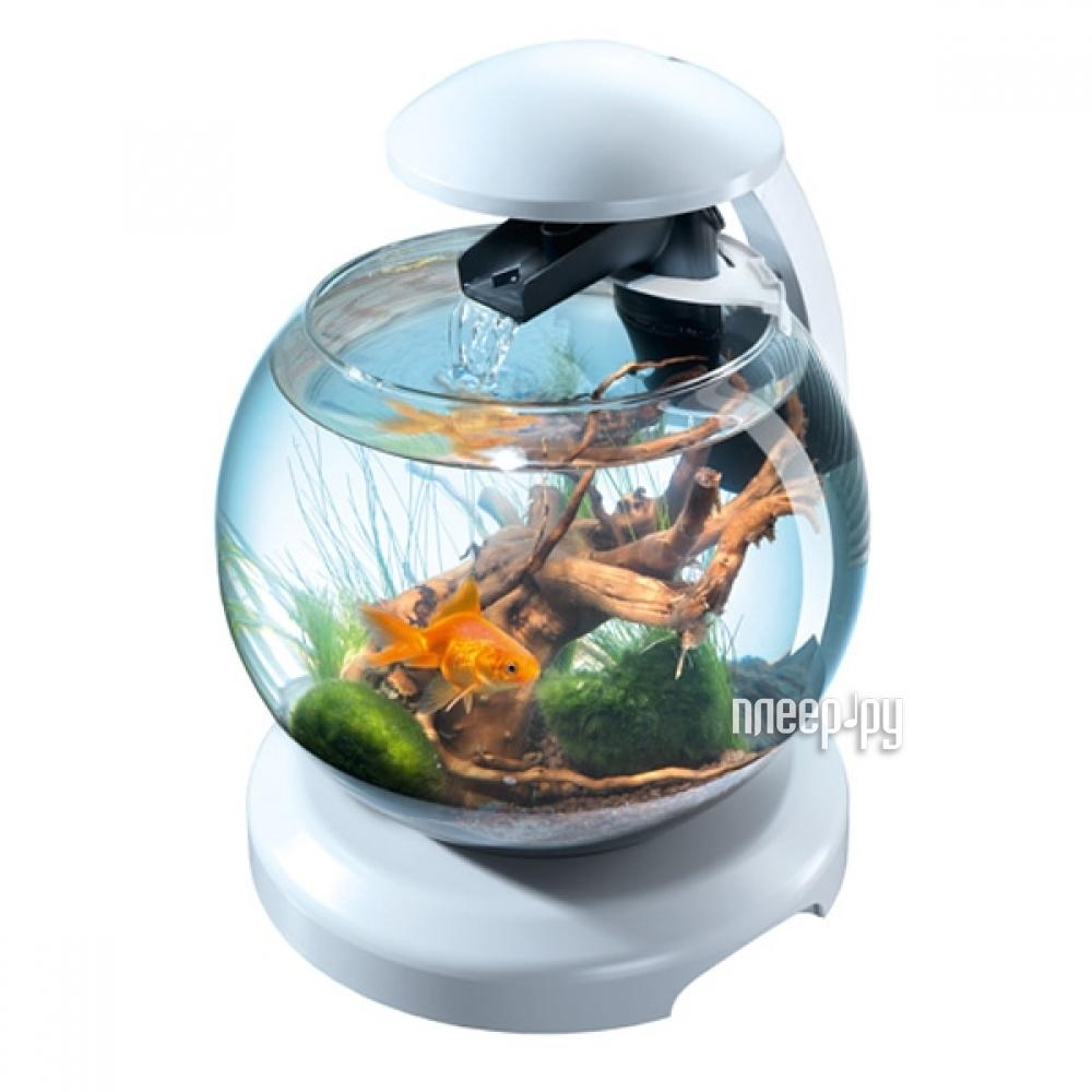 Tetra CascadeGlobe 6.8л White 238909 - аквариумный комплекс