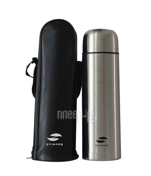 Термос Stinger 500ml Silver HY-VF102-4 купить