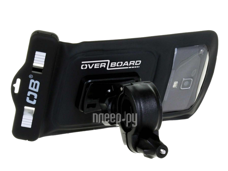 Аквабокс OverBoard Waterproof Phone Case and Bike Mount OB1156BLK