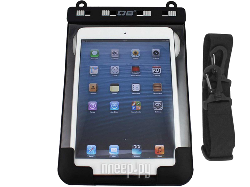 Аквабокс OverBoard Waterproof iPad Mini Case OB1083BLK