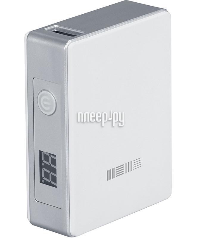 Аккумулятор InterStep PB52001U 5200mAh 1USB/2A White IS-AK-PB52001UW-000B201 43406