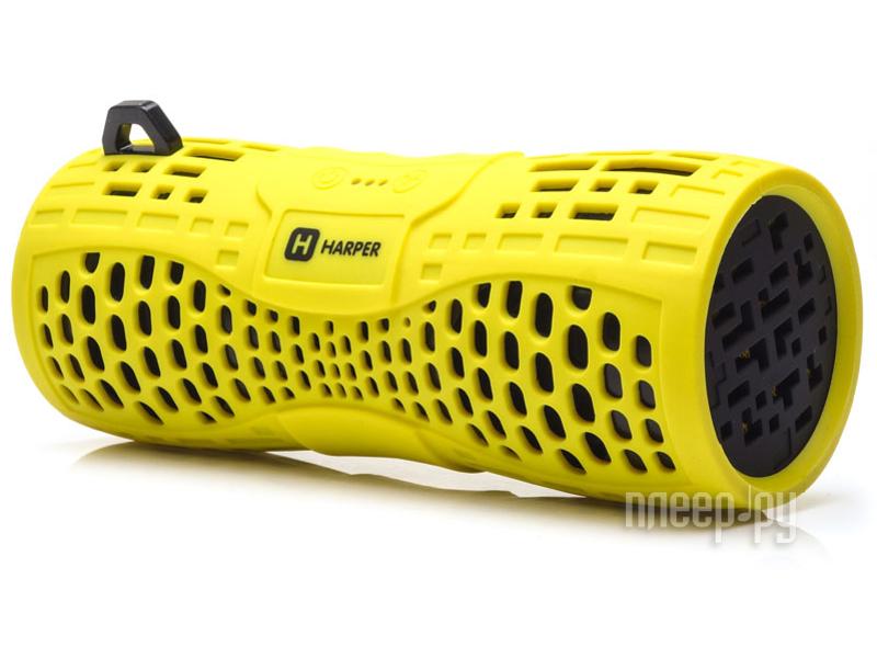 Колонка HARPER PS-045 Yellow