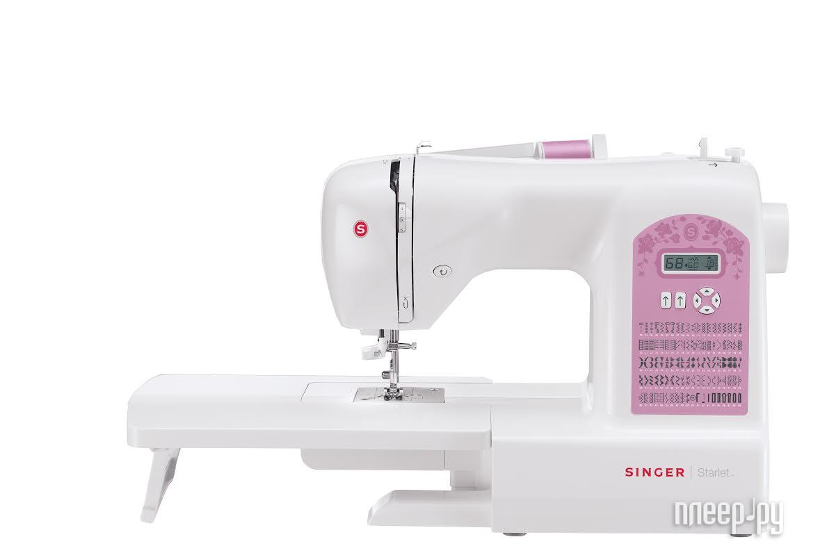 Швейная машинка Singer 6699 за 11675 рублей