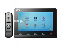 Комплект CTV DP2700TM BS Black Silver