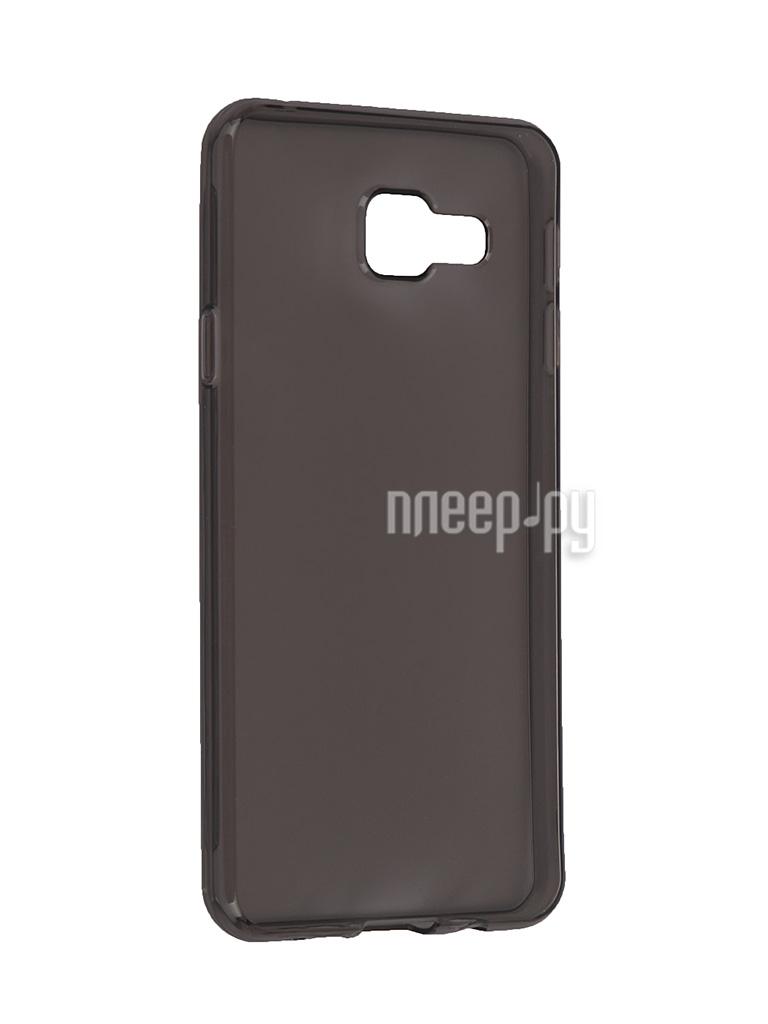 Аксессуар Чехол-накладка Samsung Galaxy A3 2016 iBox Crystal Grey