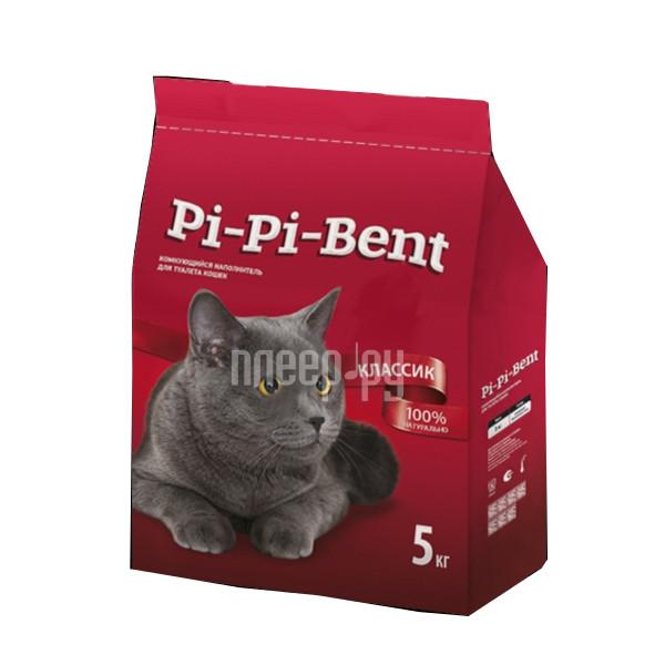 Наполнитель Pi-Pi-Bent Classik 5kg 02227