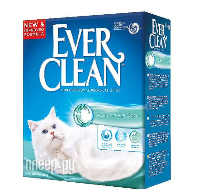 Наполнитель Ever Clean Aqua Breeze 6L 59687