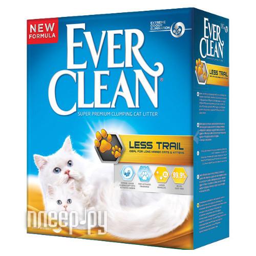 Наполнитель Ever Clean Less Trail 6L 492215